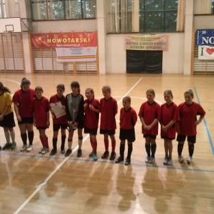 Piłka Nożna Dziewcząt Nowy Targ 2013
