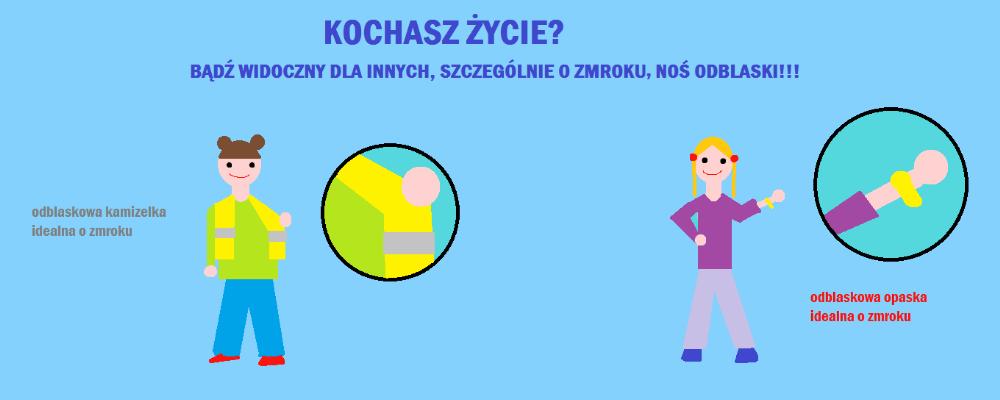 Milena Kocyła kl. V