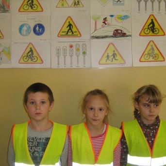 Bezpieczeństwo ruchu drogowego na zajęciach świtlicowych